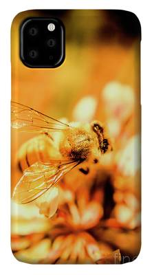 Natures Art Bee iPhone Cases