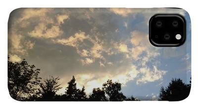 Blue Sky iPhone Cases