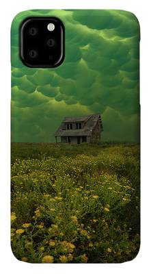 Severe Weather iPhone Cases