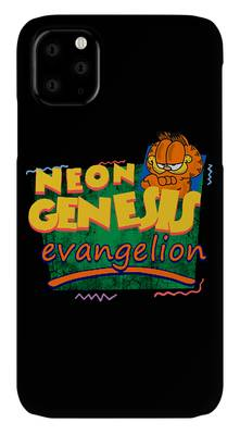 Neon Genesis Evangelion Iphone Cases Page 2 Of 9 Fine Art America