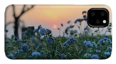 Beautiful Sky iPhone Cases