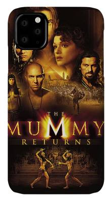 The Mummy Returns Iphone Cases Fine Art America