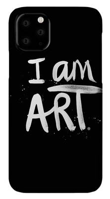 Quote Mixed Media iPhone 11 Pro Cases