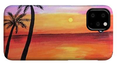 Color Paintings iPhone 11 Pro Cases