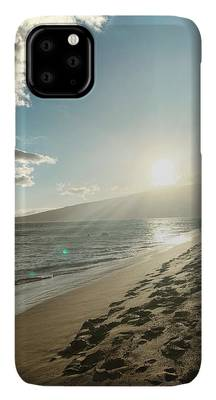 Beach Sunset iPhone 11 Pro Max Cases