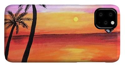 Color Paintings iPhone 11 Pro Max Cases