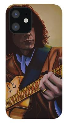 Neil Young iPhone 12 Cases