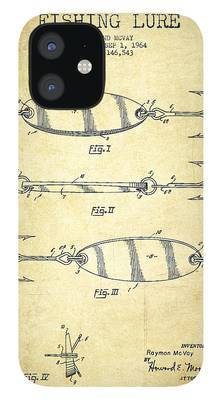 Fishing Tackle iPhone 12 Cases