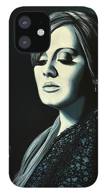 Adele iPhone 12 Cases