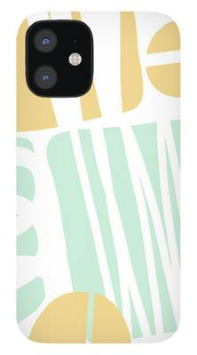 Mint iPhone 12 Cases