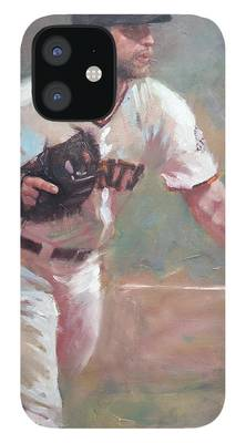 Madison Bumgarner iPhone Cases
