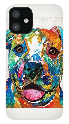 Pit Bull iPhone 12 Cases