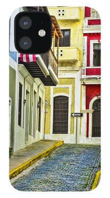 Puerto Rico iPhone 12 Cases