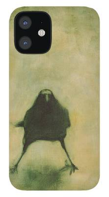 Crow iPhone Cases