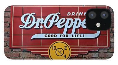 Dr Pepper iPhone 12 Cases