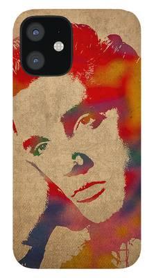 Elvis Presley iPhone 12 Cases