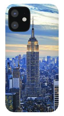 City Streets iPhone 12 Cases