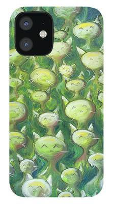 Stylized iPhone 12 Cases