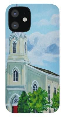 Fredericksburg Baptist Church iPhone Cases