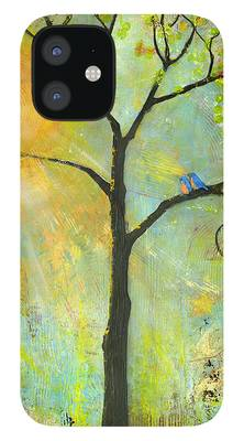Lovebird iPhone 12 Cases
