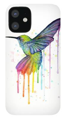 Watercolor iPhone Cases