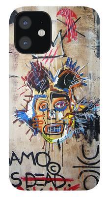 Basquiat iPhone Cases