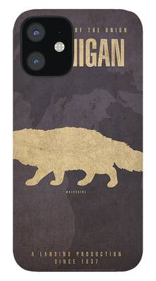 Michigan iPhone Cases