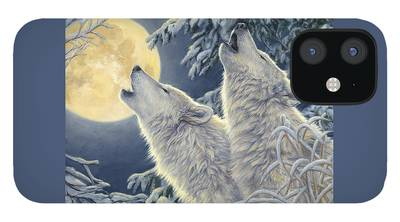 Fullmoon iPhone Cases