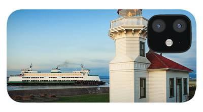 Mukilteo Lighthouse iPhone Cases