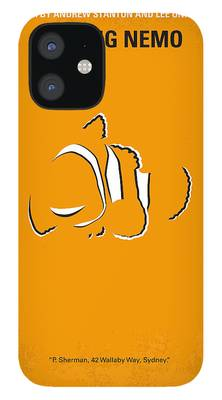 Clown Fish iPhone 12 Cases
