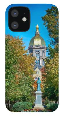 Notre Dame iPhone 12 Cases