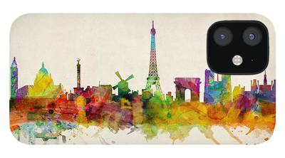 Eiffel Tower iPhone 12 Cases