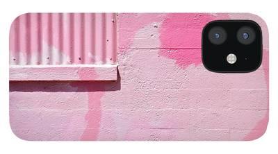 Graffiti Wall iPhone Cases