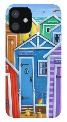 Shed iPhone 12 Cases