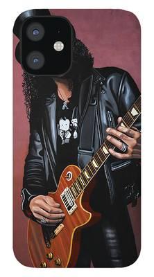 Guns N' Roses iPhone 12 Cases