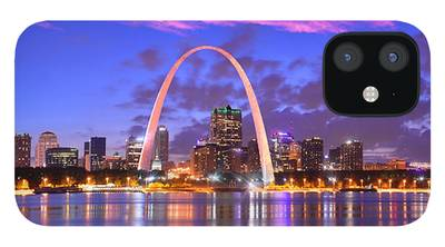 St. Louis iPhone 12 Cases