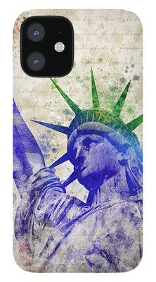 City Scape iPhone 12 Cases