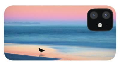 North Beach iPhone Cases