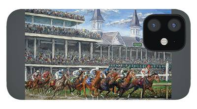 Derby iPhone 12 Cases