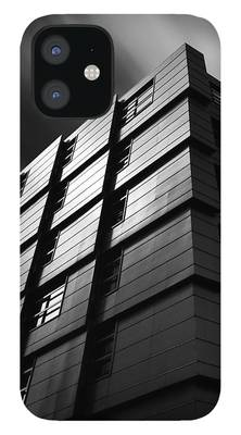 Facade iPhone Cases