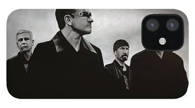 U2 iPhone 12 Cases