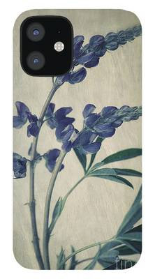 Lupine iPhone Cases