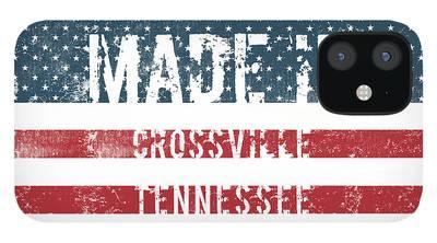 Crossville iPhone 12 Cases