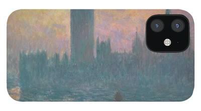 Claude iPhone 12 Cases