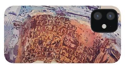 Arch Of Titus iPhone 12 Cases