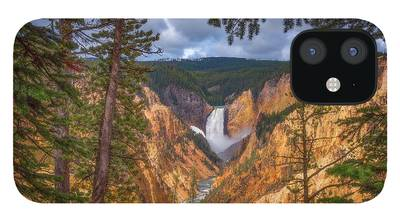 Yellowstone National Park iPhone Cases