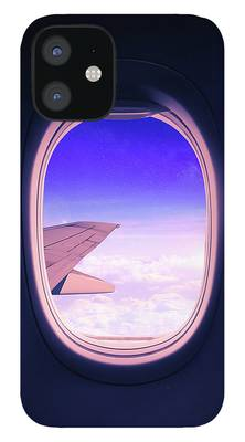 Fly iPhone 12 Cases