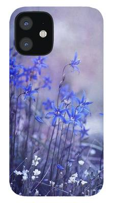 Bluebells iPhone Cases