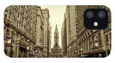 Philadelphia City Hall iPhone 12 Cases