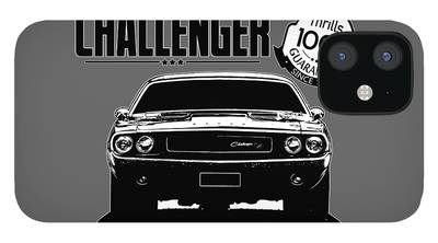 Dodge Challenger iPhone Cases | Fine Art America